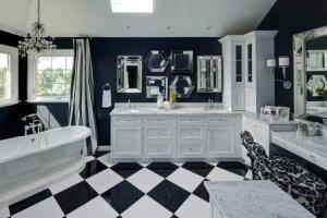【バスルーム30選】おしゃれなバスルームインテリアで最高のバスタイムを楽しみたい!
