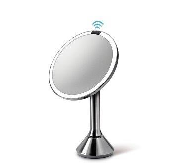【メイク鏡】優しい光で照らしてくれるメイク鏡がイチオシの理由