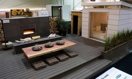 patio-decks-backyard-decorating-ideas-with-fireplace