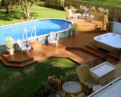 wooden-patio-deck-with-small-pools-ideas-for-backyard